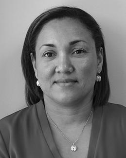 Minister Pamela Charlette