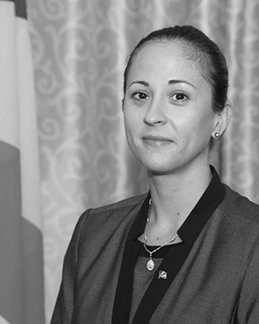 Principal Secretary Rebecca Loustau-Lalanne
