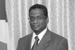 Minister Charles Bastienne