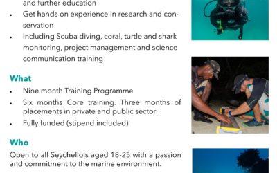 Marine Scholarship Programme