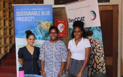 SeyCCAT hosts a roadshow for UniSey students