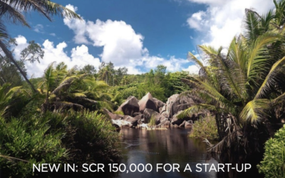 Press Release: SeyCCAT is announcing a new SCR 150,000 grant that supports start-ups and entrepreneurs who advance conservation and sustainability practices in Seychelles.